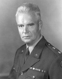 Major General Dean