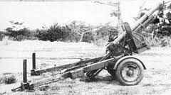 105 millimetre howitzer