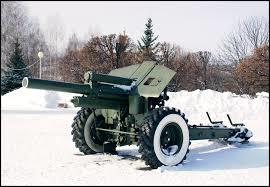 122mm Howitzer
