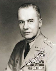 Major General Byers